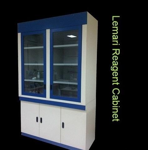 Lemari Reagent Cabinet Image