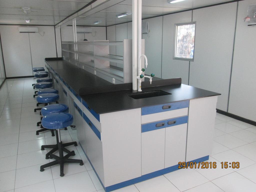 Meja Laboratorium Image