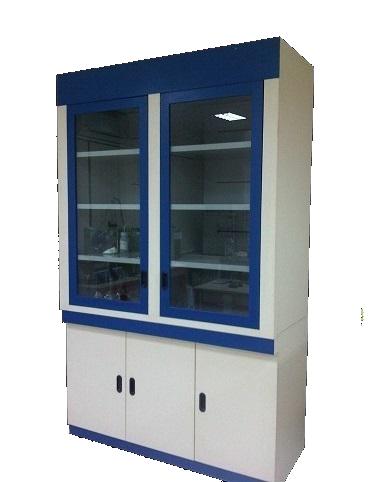 lemari reagent cabinet