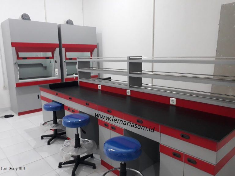 meja laboratorium murah